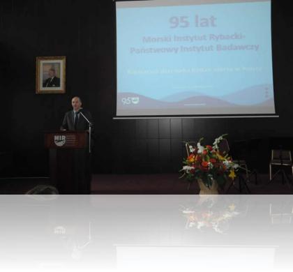 Wystąpienie Dyrektora MIR-PIB dr Emila Kuzebskiego