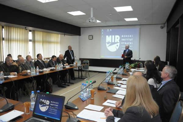 Posiedzenie Rady Naukowej MIR