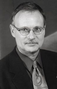 Tomasz Linkowski- czarno-biały