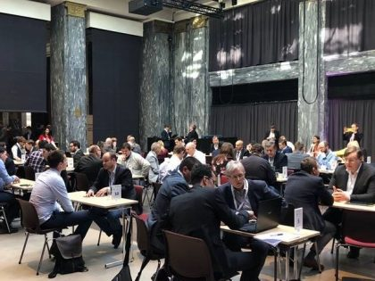 Business meetings in Norway for companies operating in industries related to the use and protection of waters
