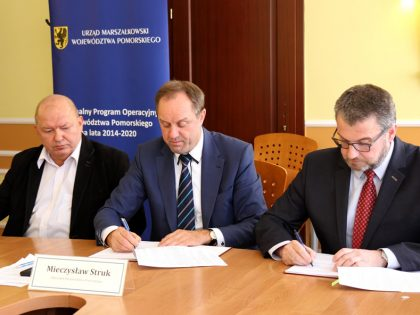 EU support for the development of the Gdynia Aquarium