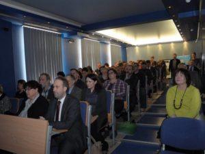 """Konferencja podsumowująca projekt """"Restytucja kluczowych elementów ekosystemu Zatoki Puckiej Wewnętrznej"""""""