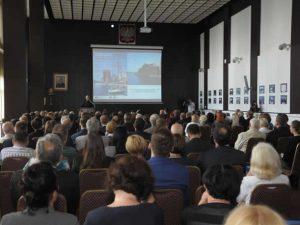Uroczyste posiedzenie Rady Naukowej MIR-PIB zwołanej z okazji obchodów 95-lecia Morskich Badań Rybackich w Polsce oraz Jubileuszu Morskiego Instytutu Rybackiego – Państwowego Instytutu Badawczego 1921-2016