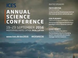 The International Council for the Exploration of the Sea (ICES) hold its Annual Science Conference (ASC) in the Latvian capital for the very first time