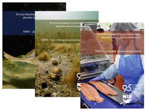 Monograph on the 95th anniversary of the National Marine Fisheries Research Institute: current topics of research