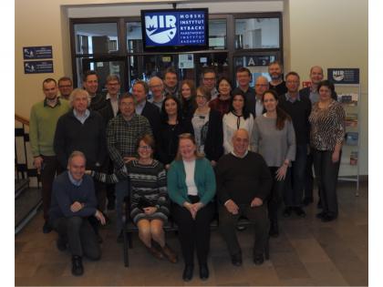 ICES dyskutuje o strategii dotyczącej akwakultury morskiej na spotkaniu w MIR–PIB