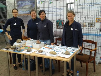 Promotion of the SeaQual project during 2nd District Sea Days in Władysławowo