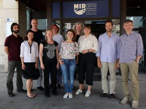 Second ICES Workshop on DEveloping Integrated AdviCE for Baltic Sea ecosystem-based fisheries management held at NMFRI in Gdynia 19-21.06.2017