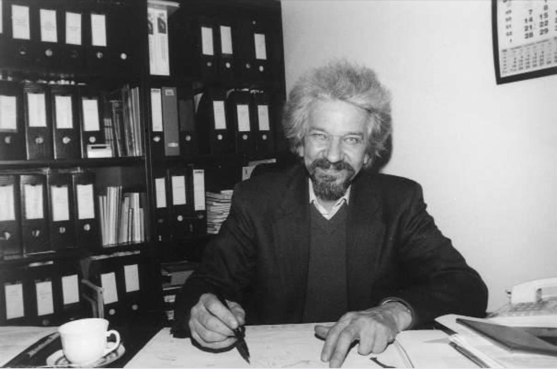 profesor Rudowski