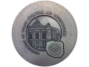 Platynowy medal dla MIR-PIB na Międzynarodowej Warszawskiej Wystawie Wynalazków IWIS 2017