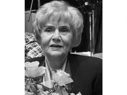 Ze smutkiem żegnamy panią dr Annę Garbacik-Wesołowską, wieloletnią kierownik Oddziału Morskiego Instytutu Rybackiego w Świnoujściu