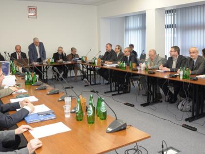 Posiedzenie Rady Naukowej Morskiego Instytutu Rybackiego – Państwowego Instytutu Badawczego