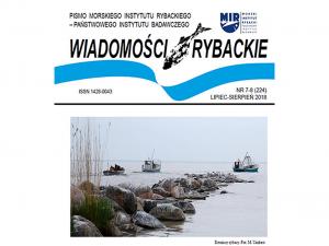 Najnowsze wydanie Wiadomości Rybackich nr 7-8 (224) 2018