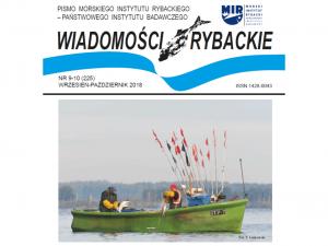 Najnowsze wydanie Wiadomości Rybackich nr 9-10 (225) 2018
