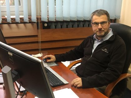 Dr. Piotr Margoński becomes the new Director of the National Marine Fisheries Research Institute in Gdynia