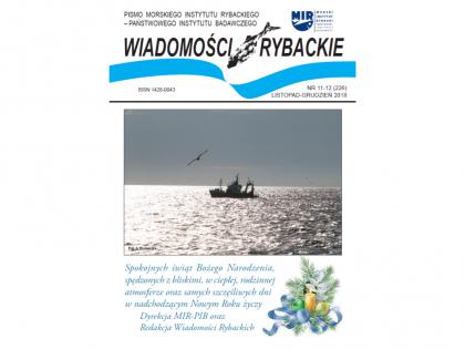 Najnowsze wydanie Wiadomości Rybackich nr 11-12 (226) 2018