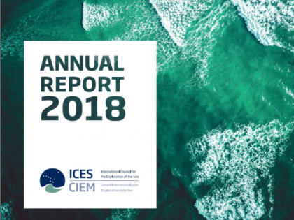 The ICES Annual Report 2018