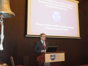 45 lat współpracy polsko-amerykańskiej w dziedzinie ekologii rybackiej