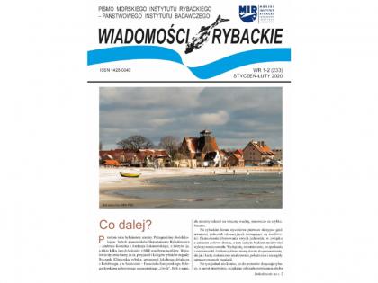 Najnowsze wydanie Wiadomości Rybackich nr 1-2 (233) 2020