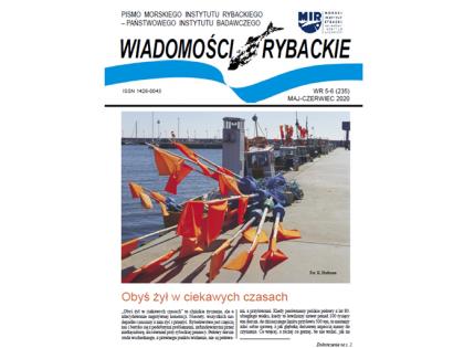 Najnowsze wydanie Wiadomości Rybackich nr 5-6 (235) maj-czerwiec 2020